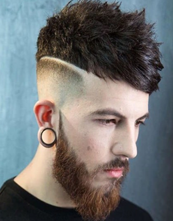 disconnected high fade